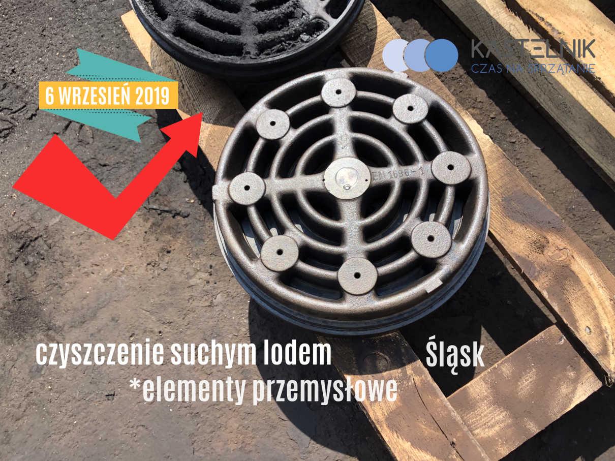 Czyszczenie suchym lodem w przemyśle koksowniczym