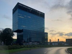 budynek KTW Katowice