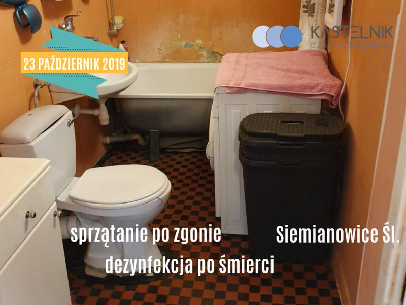 Sprzątanie domu po zgonie - Siemianowice Śląskie