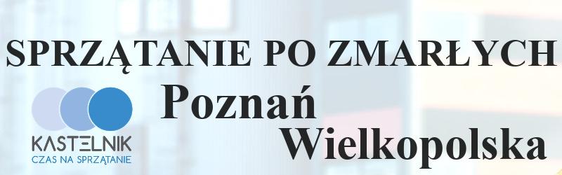 sprzątanie po zgonie w Poznaniu Kastelnik