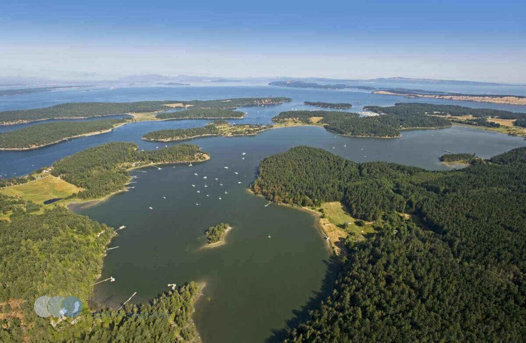 lasy, jeziora, zdrowe środowisko