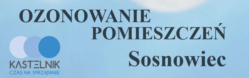 Ozonowanie powierzchni w Sosnowcu