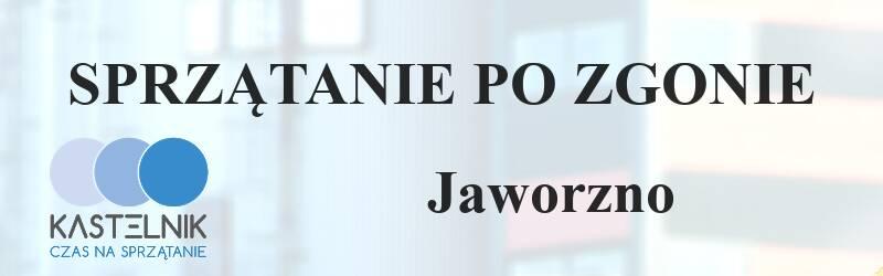 -Sprzątanie po zgonie Jaworzno - Kastelnik
