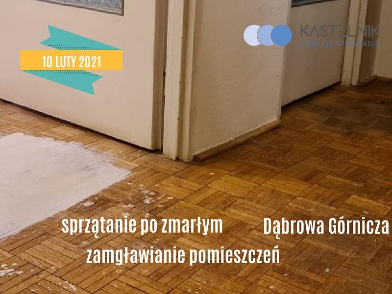 Sprzątanie po zmarłych Dąbrowa Górnicza