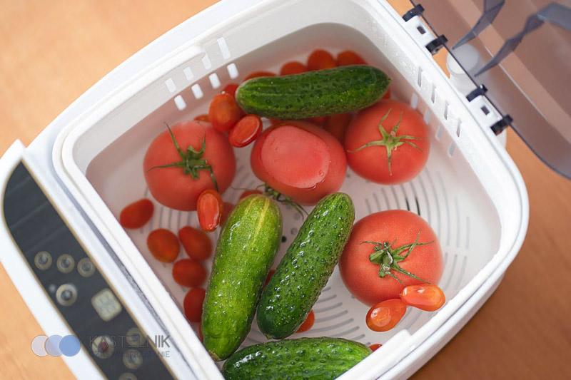 Ozonowanie żywności w domu