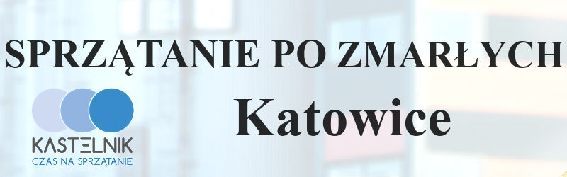 Sprzątanie po zgonach w Katowice
