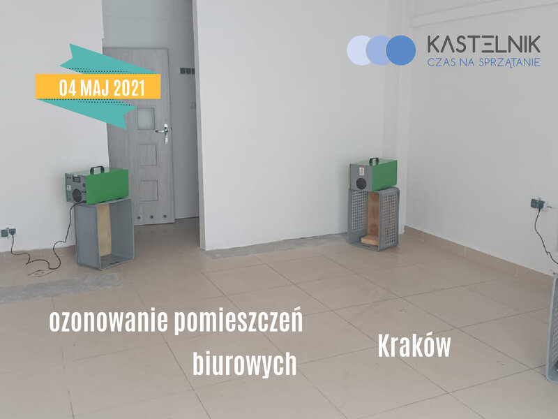 ozonowanie Kraków