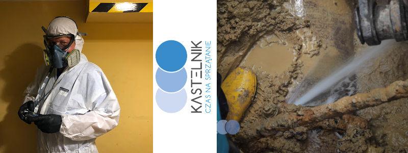 czyszczenie po wybiciu kanalizacji Tarnów