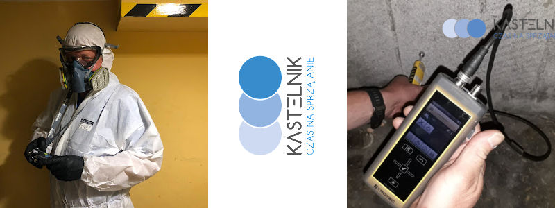 urządzenie do pomiaru wilgotności ściany po zalaniu Kastelnik